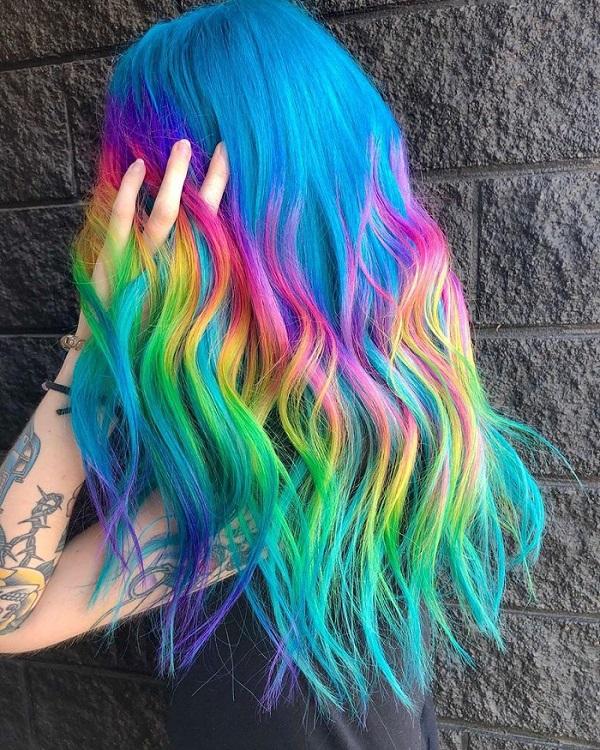 Teñirse el cabello